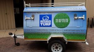 Turftech Trailer
